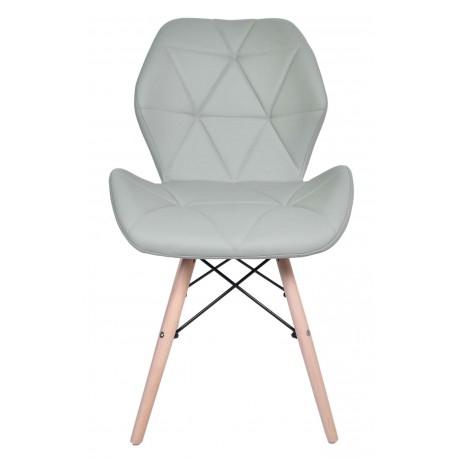 Krzesło nowoczesne Magnolia grafitowe | OtoKrzesla.pl