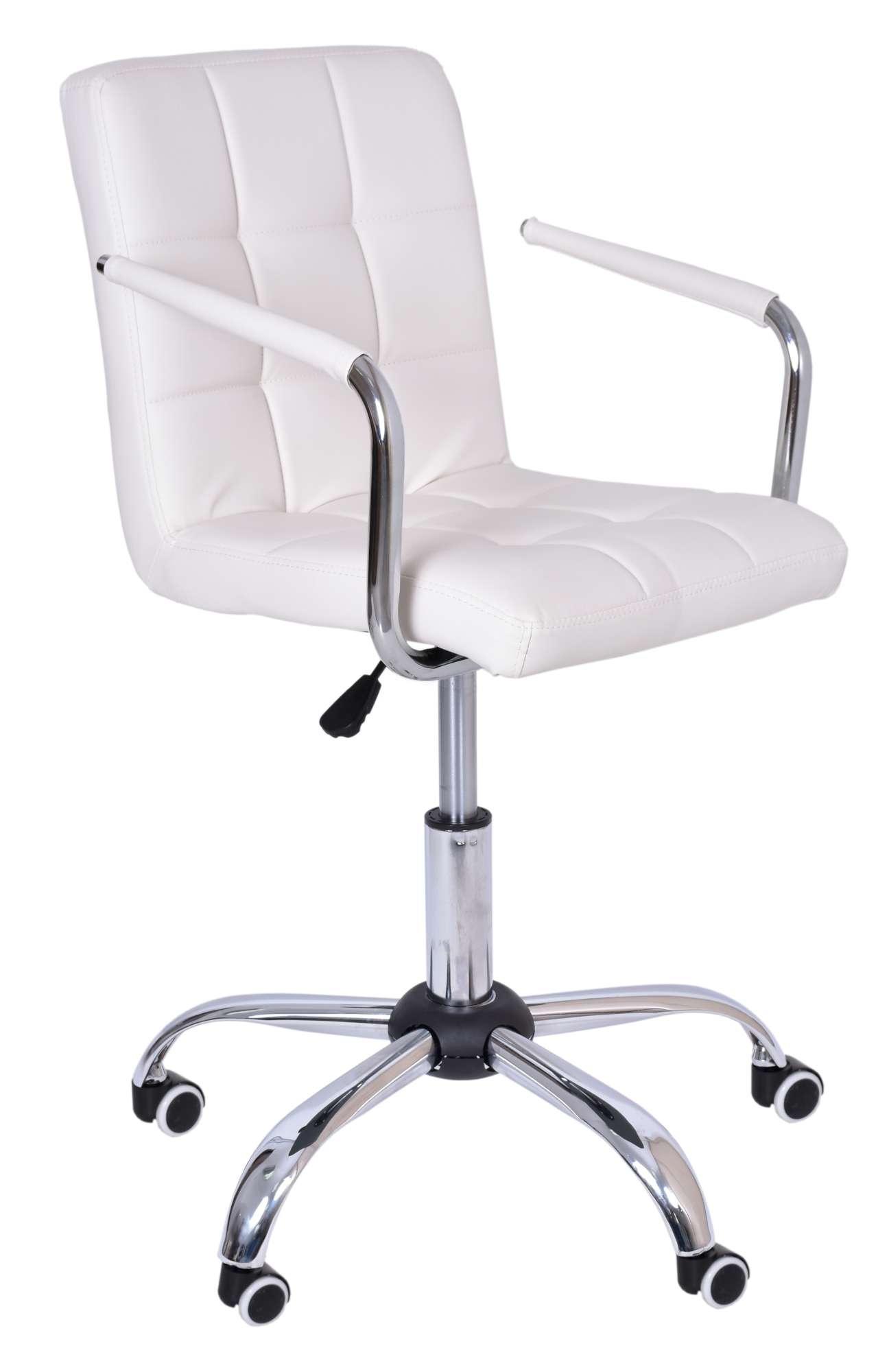 Gdzie tanio kupić? Krzesło obrotowe biurowe z podstawą